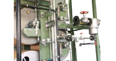 蒸気シリンダー乾燥機