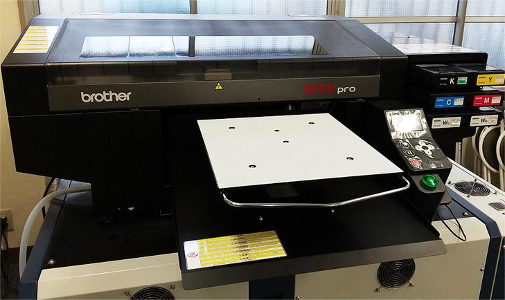 ブラザーGTXproを東京デジタルラボに設置しました